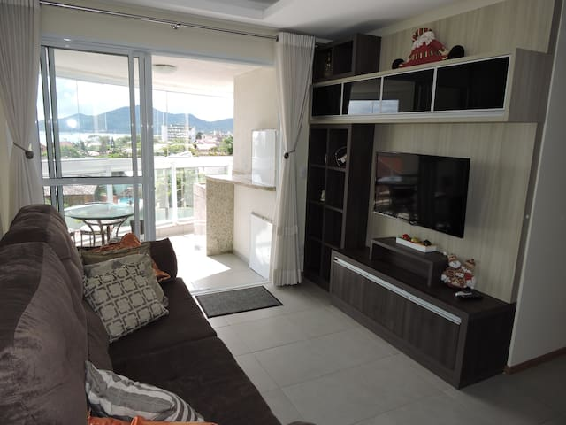 Awesome Apartment - Resort - 50 m from the ocean - Penha - Appartement