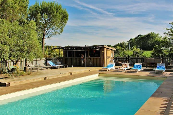 Maison Basta entre Biarritz et Hossegor