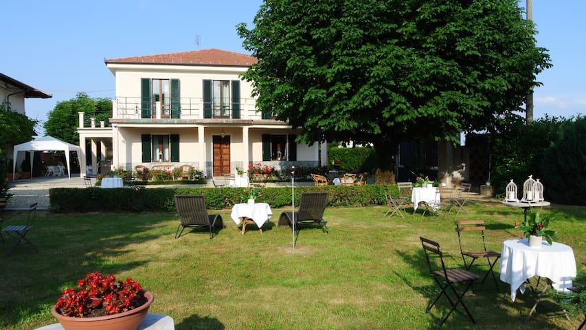 Location Villa le Rose ( per eventi)