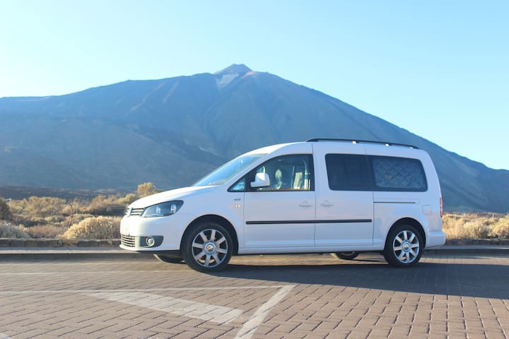 Rent a Campervan in Tenerife - VW Camper Rental