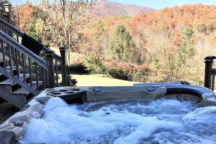 Mountain Falls- Located in Balsam Grove 3,000'