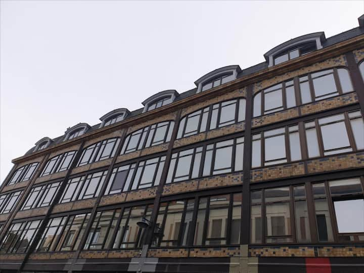 Appartement T2 résidence art-déco hyper-centre