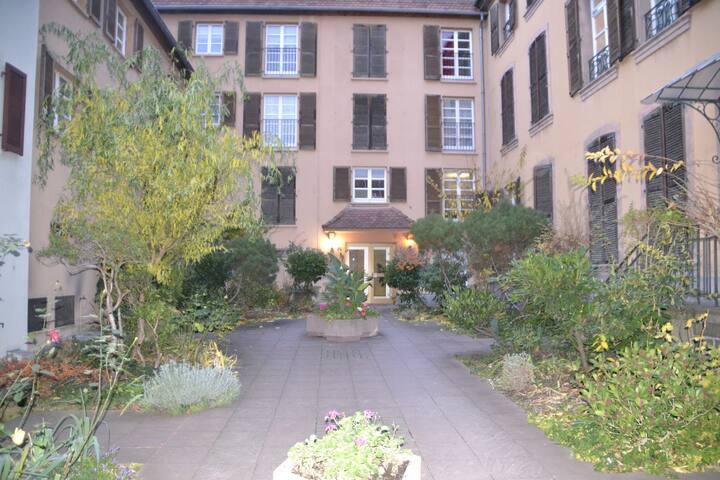 Appartement 4 pers au coeur du centre ville - Colmar - Apartment