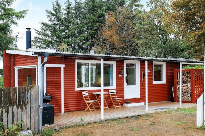 5 person holiday home in Roslev