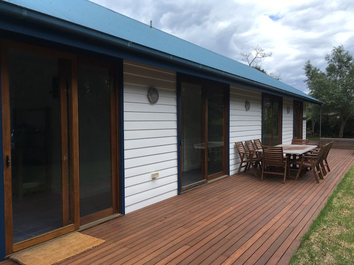 Blairgowrie Beach House Simplicity