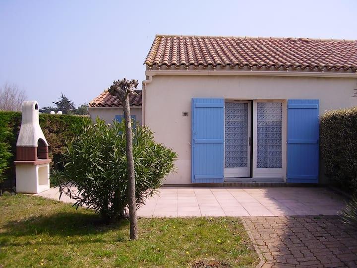 Pavillon T2 Mezzanine Bord de mer Vendée