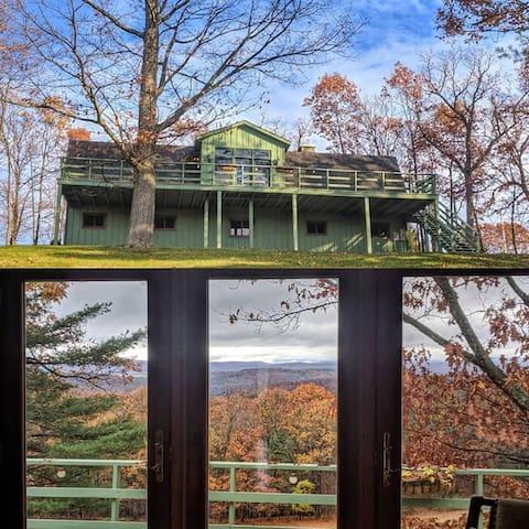 PSU. Juniata, & Raystown Lodge w/ Incredible Views
