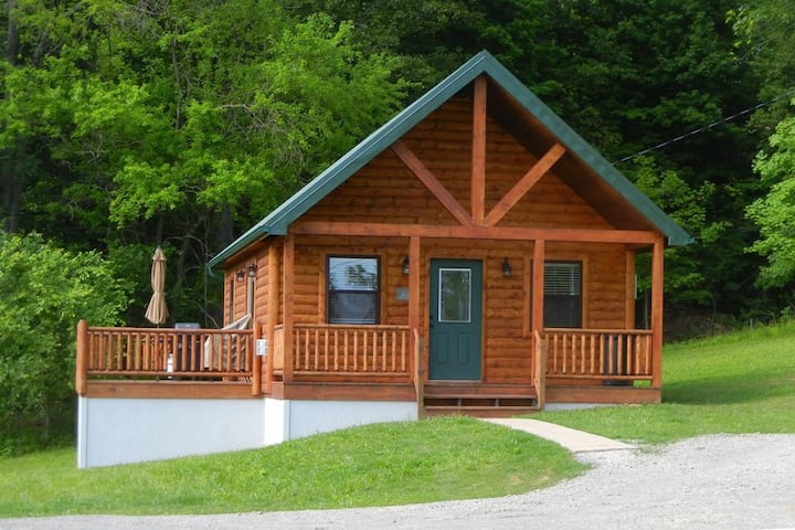 Antler Ridge Cabin, Southeast Ohio