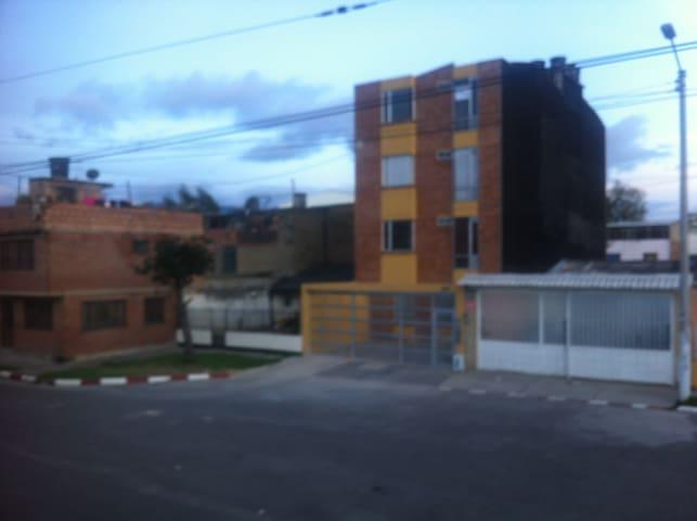 FAMILIA MUZU - Bogotá - Haus