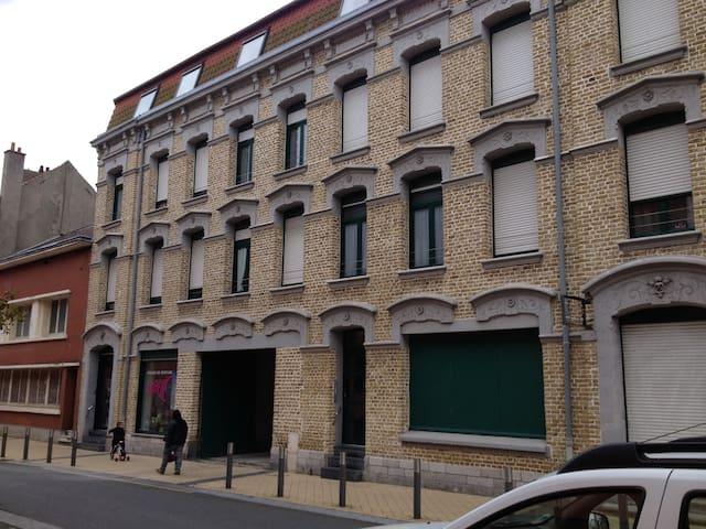 Calais : appartement hyper centre