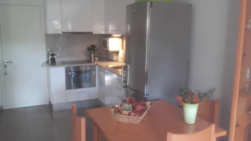 Apartamento con jardín en Calella de Palafrugell