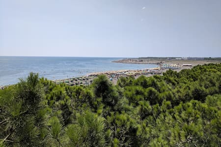 Hotel Mondiali in best location with sea view