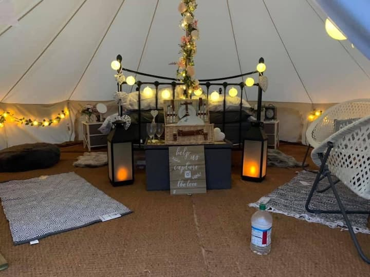 Cosy Bell Tent