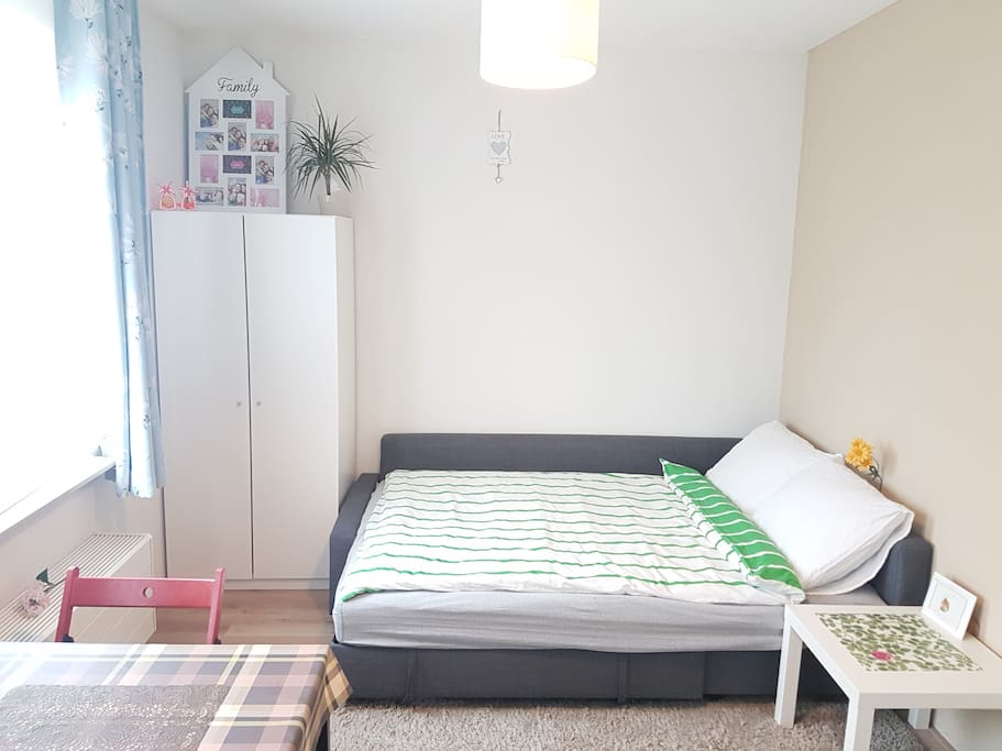 Double sofa bed  双人沙发床
