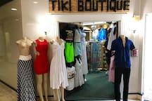 Shop in lobby