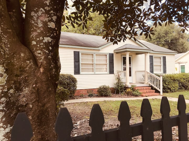 Lane Cottage in Aiken, horse events, SRS, AGS,golf