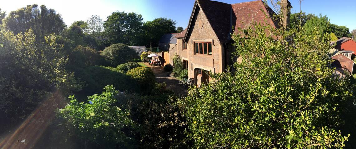 Clos de Menage Country House, Sark