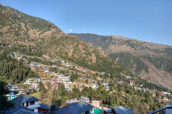 Rooftop open terrace stay in Mcleodganj - Dharamshala - Lakás