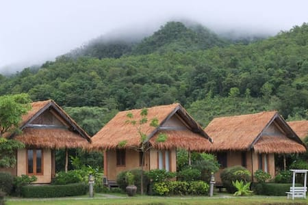 ECO COTTAGE #3 w/breakfast - Pai - Boutique hotel