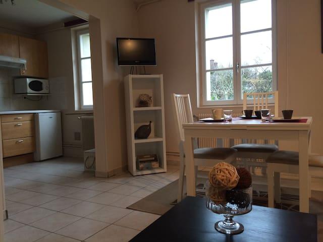 Calme et Nature Centre d'Honfleur - Honfleur - Apartment