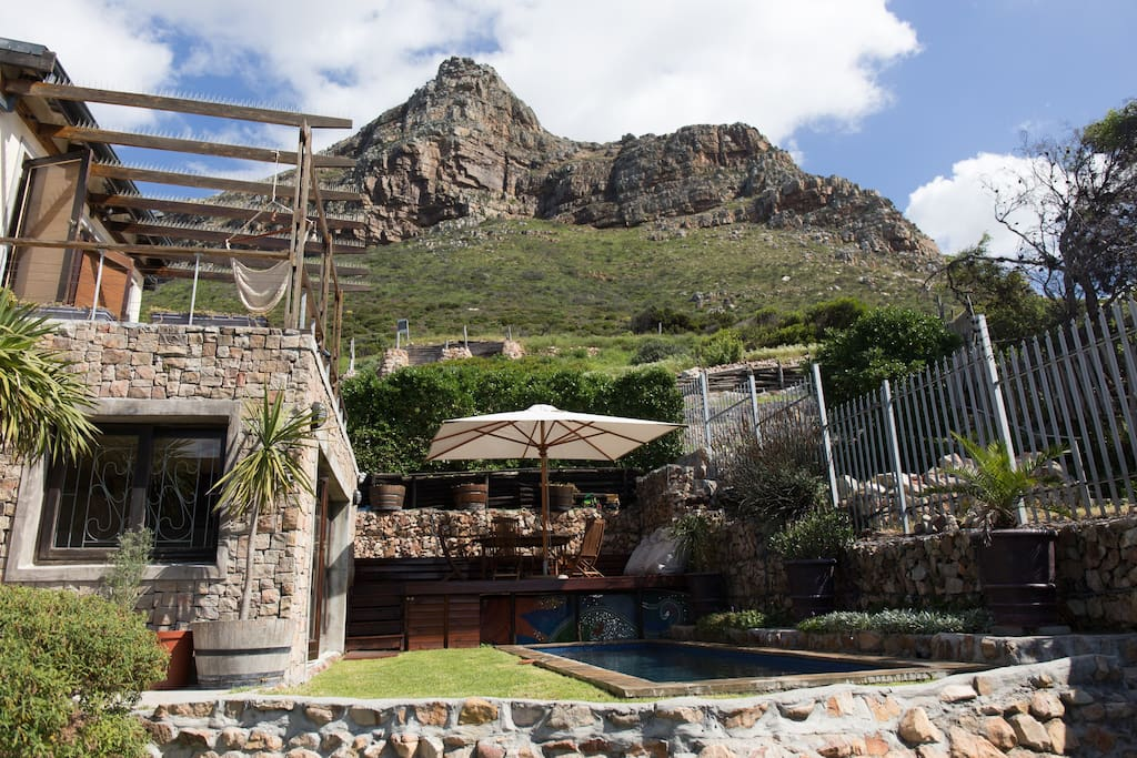 The back drop of Mountain reserve is at your back door