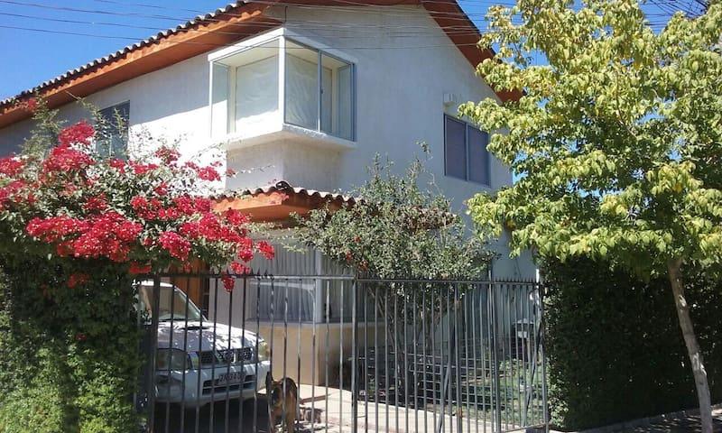 Habitacion cama matrimonial - San Felipe - House
