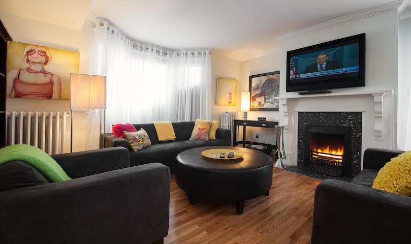The Isaacs two-bedroom apartment in St. John's - St. John's - Apartament