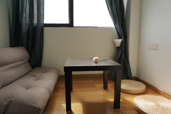 【自由客·沙发床】[完全信任·自助入住]棠下上社|华师暨大|广技师|科韵路天河软件园