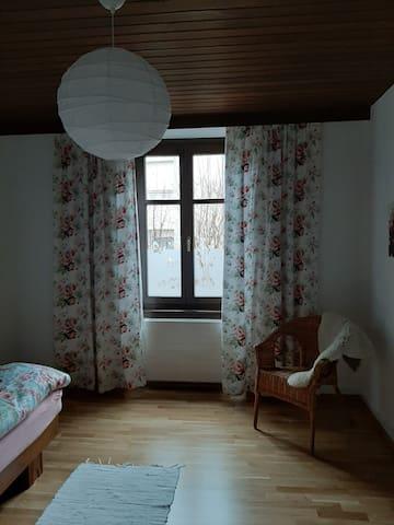 Zimmer 1     1 Bett