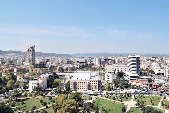 Panoramic View City Center - 628