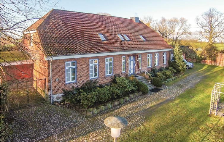 Holiday apartment with 2 bedrooms on 30m² in Metelsdorf OT Schulenb