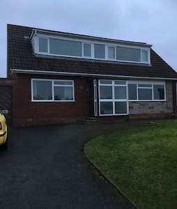 Single Room suitable for a single person - Llandrindod Wells - Casa