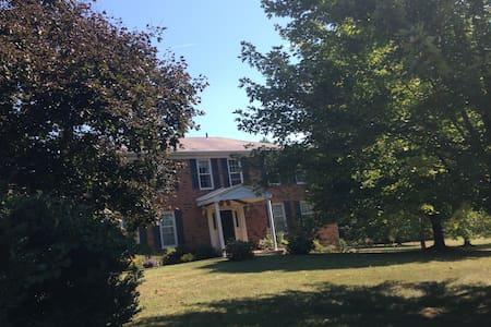 Virginia Country Home - Close to DC! - Haymarket - Rumah