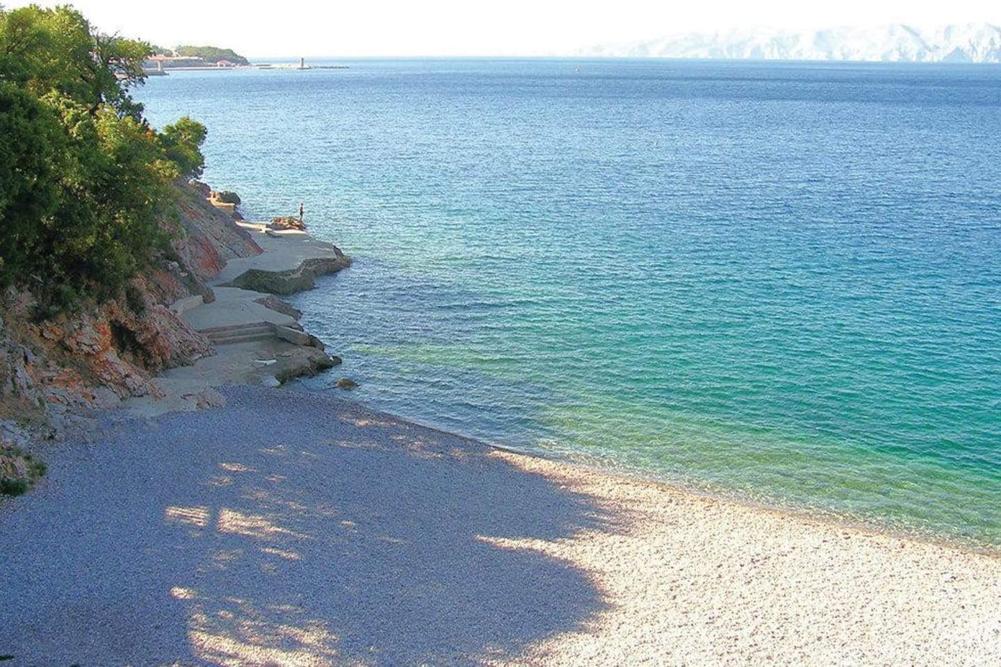 Senj beaches