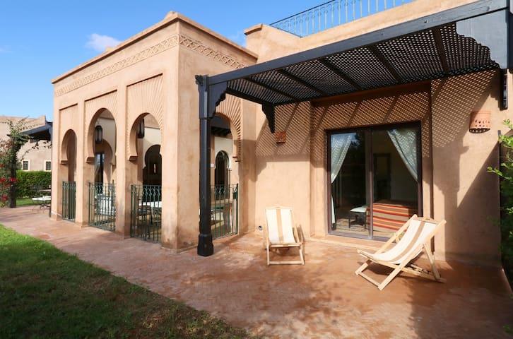 Villa de Standing à 20mn du centre - Marrakesh - House
