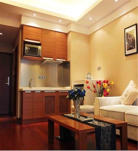 资阳啦啦啦公寓 - Ziyang - Wohnung