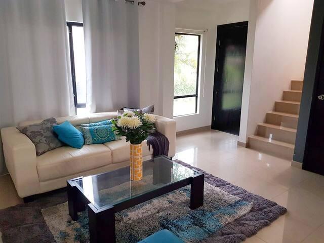 Casa Amoblada en Ciudad Celeste, Samborondon