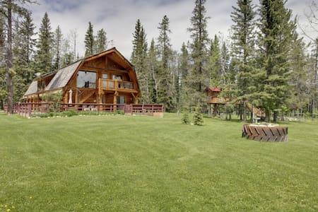 The Beaver House - Bragg Creek