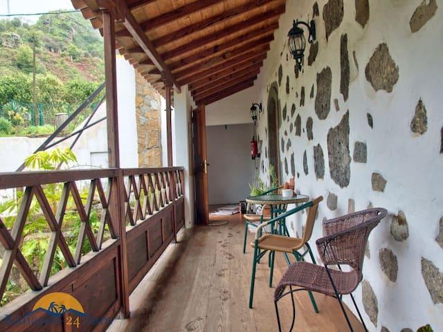 Finca Lavaderos - Valleseco - Appartement