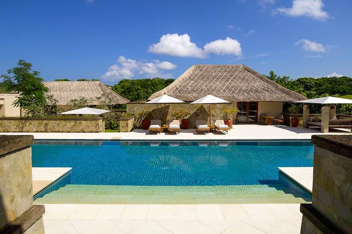 Aman Villa Nusa Dua - 4 Bedroom