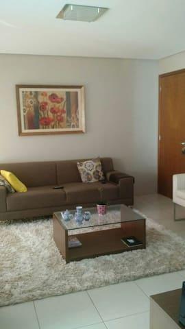 Apartamento aconchegante - Brasília - Byt