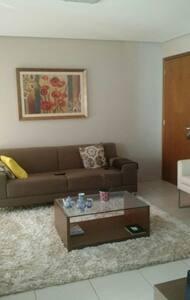 Apartamento aconchegante - Brasília - Apartamento