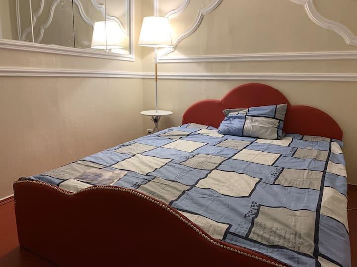 Cozy room in the center of Vyazma