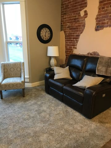 Experience the Lofts-Colborn Suite