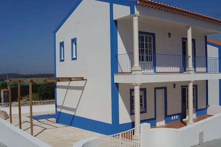 Beautiful two bedroom house with pool near Obidos - Óbidos