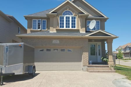 3 bedrooms in spacious house - Kitchener