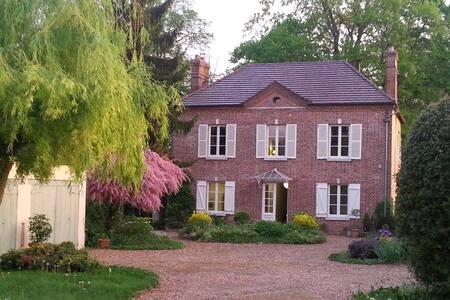 Chambre d'hôte de charme proche Giverny - La Chapelle-Réanville
