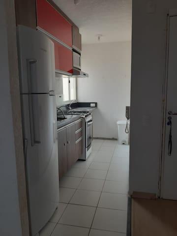 Apartamento 2 quartos proximo a fiergs
