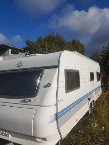 Cozy Camping trailer