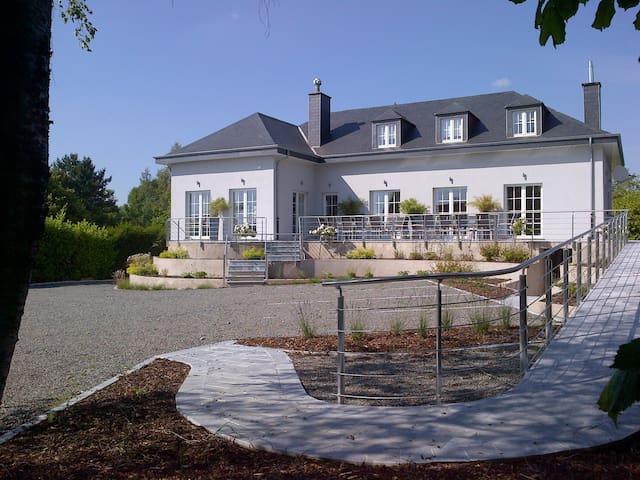 Gîte de luxe au coeur de l' Ardenne - Libin - Hus